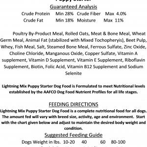 Hunters Blend Dog Food 28-18